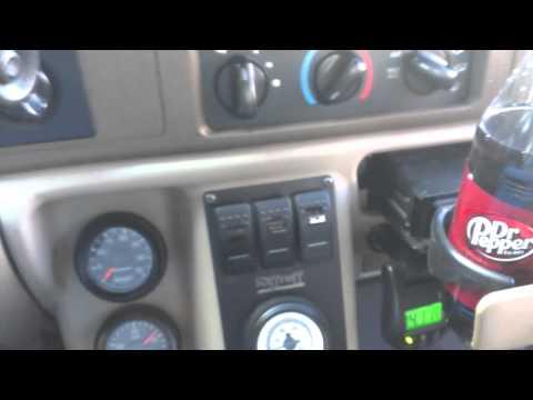 7.3 Power Stroke Gauges