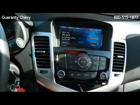 2013 Chevrolet Cruze LT Sedan 4D Garden Grove YouTube