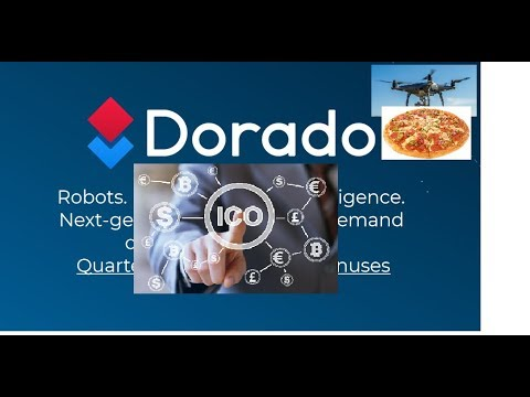 Dorado ICO Deep Analysis - Revoluntionizing Food Delivery on the Blockchain