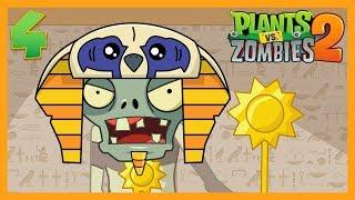 Plantas vs Zombies 2 Animado Capitulo 4 ☀️Animación 2018