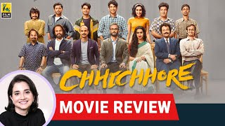 Chhichhore Movie Review By Anupama Chopra | Sushant | Shraddha | Nitesh Tiwari | Film Companion
