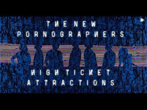 "The New Pornographers - ""High Ticket Attractions"" (Lyric Video)"