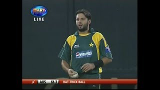 Pakistan vs Australia T20 Match 2009 (Rare)