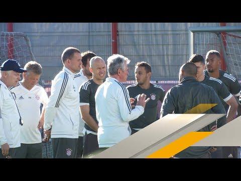 So macht Jupp Heynckes die Bayern heiß auf Celtic | SPORT1