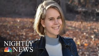 Suspect In Custody For Brutal Murder Of New York City College Student | NBC Nightly News