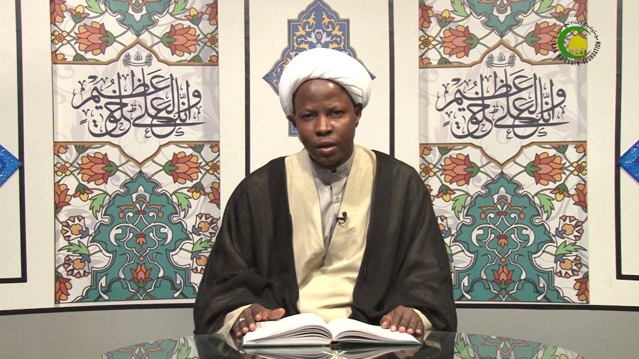 Download 45. SHURU  DA  KUMA  GYARAN  HALSHE (2) - Malam : Shekh malam Haruna Abdussalam