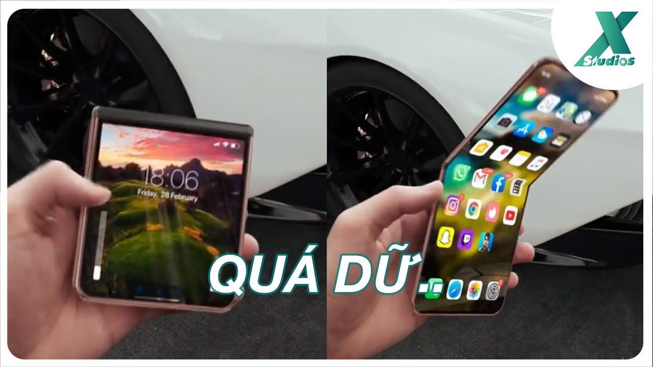 iPhone 12 Fold MẠNH DỮ, Táo Mết-In-Việt Nam