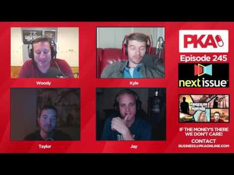 PKA 245 w/Jayztwocents  Survival Trip, Virginia Shooting, Assault Rifles, and more!