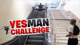 BLACK SPIDERMAN ME DIT OUI À TOUT PENDANT 24H (Yes Man Challenge) !