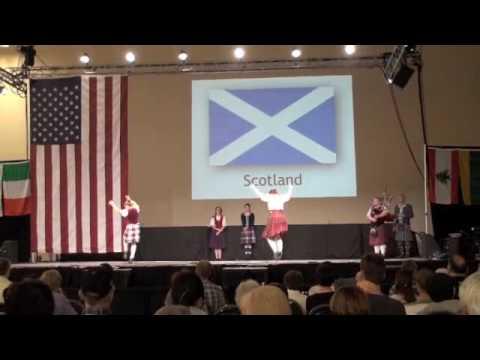 Pittsburgh Folk Festival 2010 - Scotland
