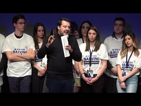 Aborto, Salvini: ''Non può essere soluzione per stili di vita incivili''