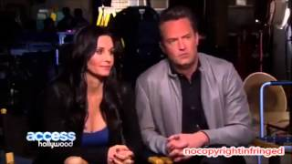 Courteney Cox & Matthew Perry 2013 Interview Go On nocopyrightinfringed