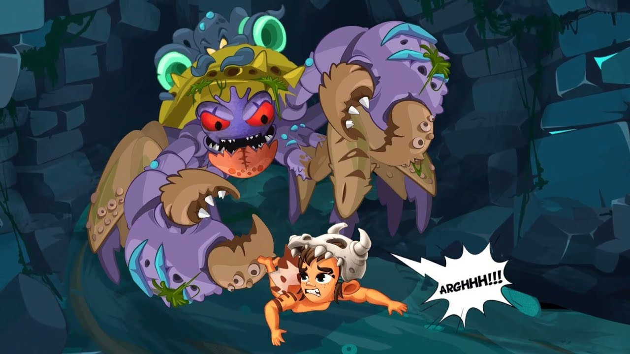 jungle adventures 3 two big bosses terrible anglerfish. Black Bedroom Furniture Sets. Home Design Ideas