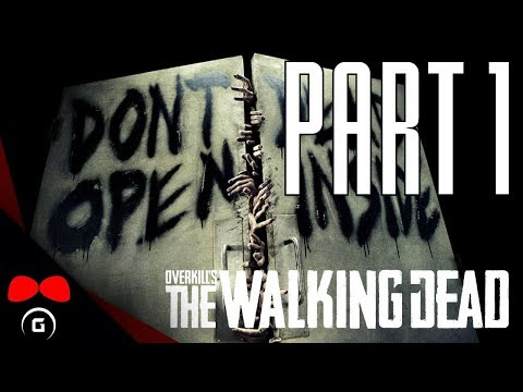 Overkill's The Walking Dead | #1 | Agraelus | CZ Let's Play / Gameplay [1080p60] [PC] thumbnail
