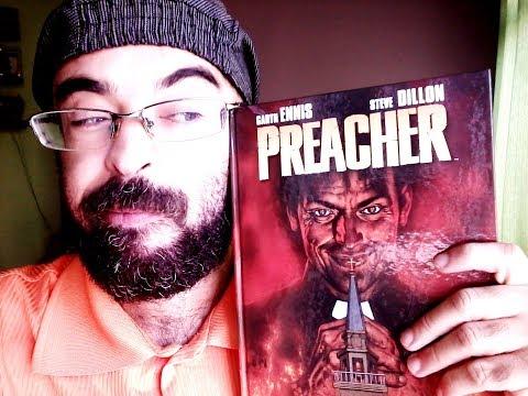 Preacher 01 - A Caminho do Texas / Garth Ennis & Steve Dillon #052