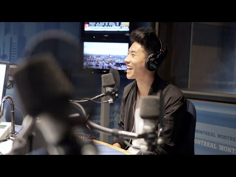 Canadian Sensation JeffreyFever on CBC Radio-Canada INTERVIEW