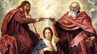 Dr Scott Johnson 11/30/14 (2/3) Exposed: Assumption of Mary, Shekinah Glory,  NIV, Lucis Trust, etc
