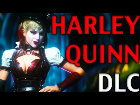 Harley Quinn DLC - Batman: Arkham Knight Official Walkthrough