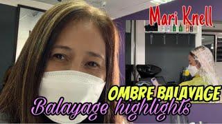 Balayage Highlights | Ombre Balayage | Salon Ariana | Mari Knell screenshot 4