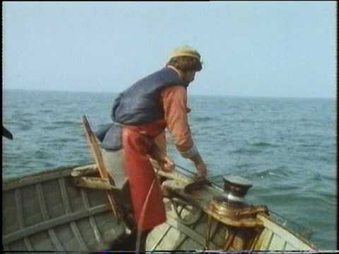 Cromer - Crabbing - Norfolk - 1982