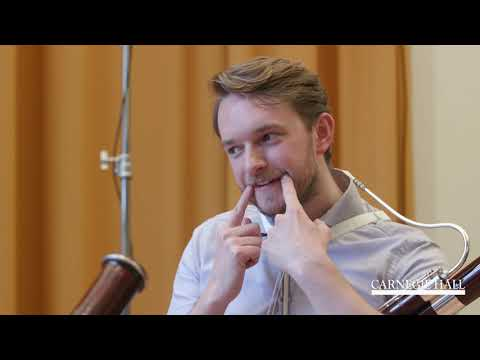 Royal Concertgebouw Bassoon Master Class with Simon van Holen: Ravel