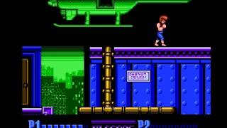 Double Dragon II - The Revenge - Gameplay - User video