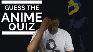 What The Hell is That!? | Guess the Anime quiz