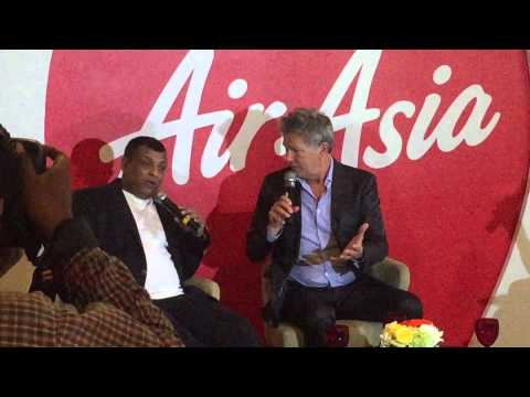 David Foster as AirAsia's First Global Ambassador Press Conference 2015