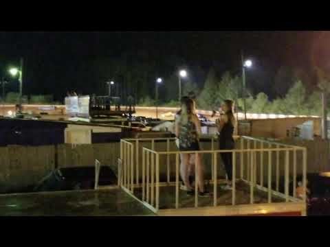 Lancaster Motor Speedway Extreme 4 Heat Race 1 (9/28/18)