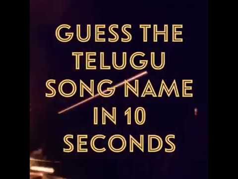 Guess the Trending Telugu Song