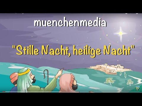 ⭐️ Stille Nacht, heilige Nacht - Weihnachtslieder deutsch | Kinderlieder deutsch - muenchenmedia