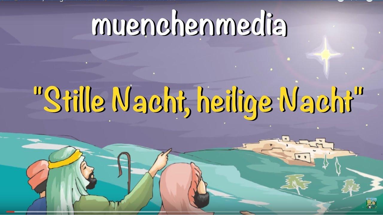⭐ Stille Nacht, heilige Nacht - Weihnachtslieder deutsch ...
