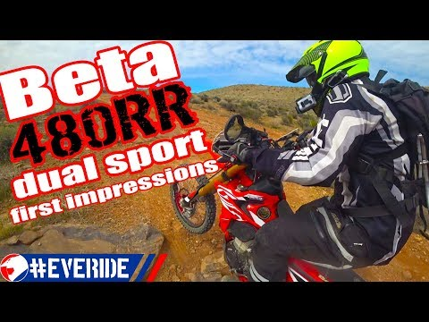 beta-480rr-dual-sport-motorcycle-first-impressions---spoilers:-it's-good!-#everide
