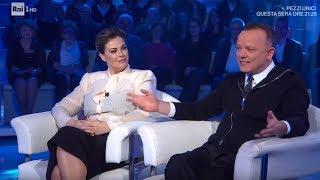 Gigi D'Alessio e Vanessa Incontrada presentano '20 anni che siamo italiani' - Domenica In 24/11/2019