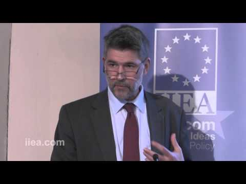 Dr  Ernst Hillebrand Germany in Europe – A Reluctant Hegemon? - 16 April 2015
