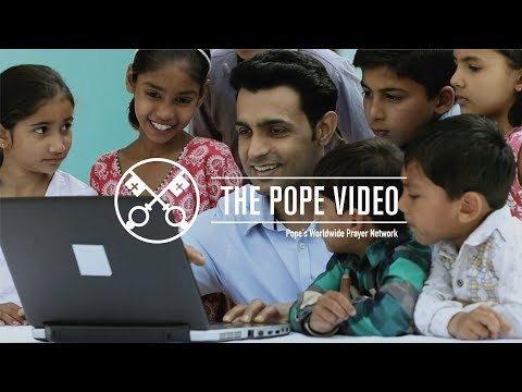 The Pope Video 06-2018 - Social Networks - June 2018