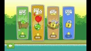 Bad Piggies on PC Gameplay [HD 720p]