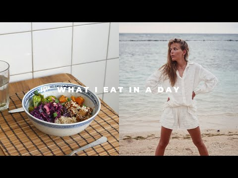 What I Eat in A Day | Quarantine Edition