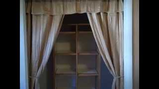 Diy, Great Closet Organizer, Homebuilt By The Masked Woodworker, Not For Mere Mortals