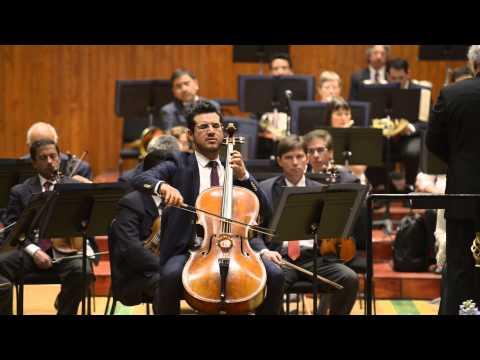Dvorak Cello Concerto 2nd 3rd Cesar Martinez Bourguet