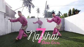 7 Nasihat Dance Cover. Zapin Kuasa Tiga