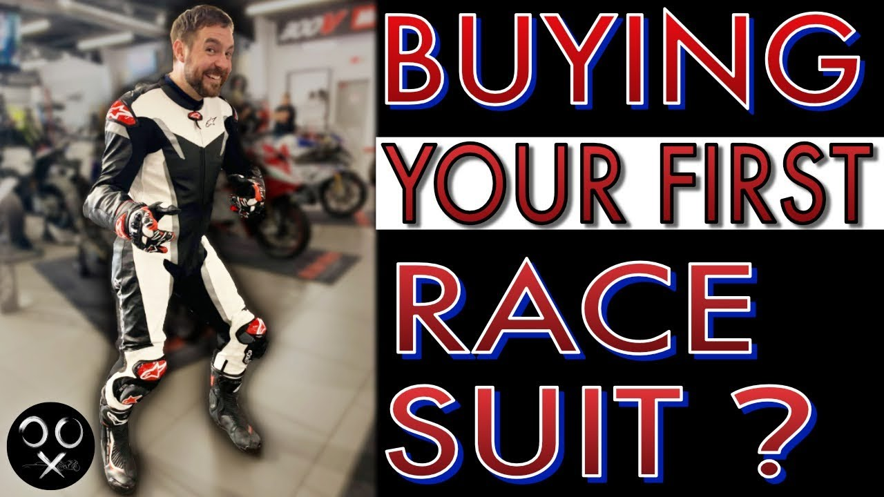 Buying a new race suit?