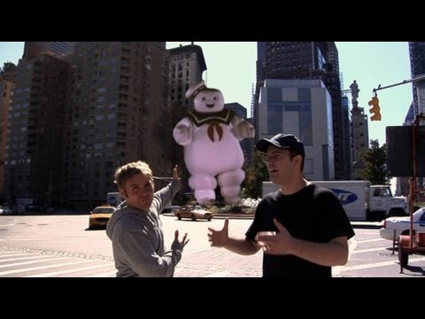 Follow That Marshmallow (2010) A GHOSTBUSTERS Location Tour