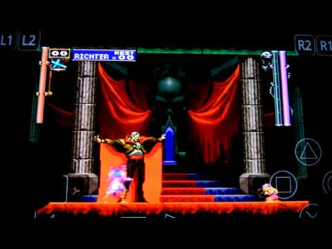 Castlevania Symphony Of The Night On Android
