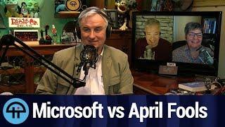 Microsoft Bans April Fools