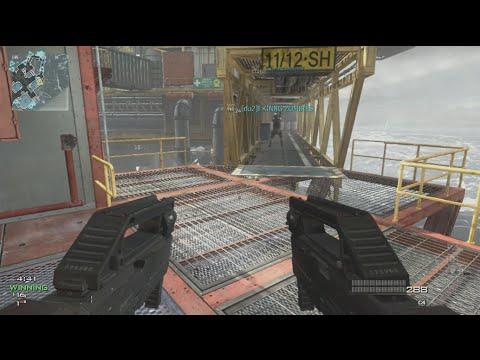 Final Survivor Infected MOAB (40-0) - Call of Duty Modern Warfare 3 MW3 Gameplay