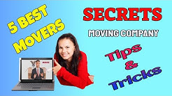 Best 5 Moving Tips & Tricks - WE DON'T WANT YOU TO KNOW - MANALAPAN NJ