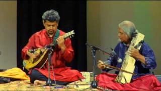 Snehasish Mozumder Mandolin Indian Style Edmonton Concert