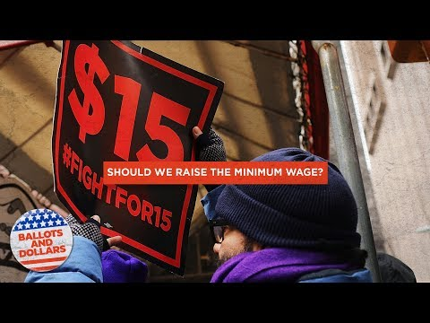 Should We Increase The Minimum Wage In The United States?
