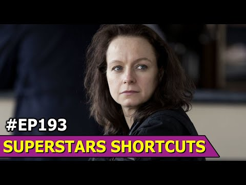 Samantha Morton Public Appearance and   Hollywood Star Superstars Shortcuts Ep 193